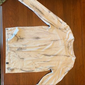 American Eagle Marble Long Sleeve Men's XS